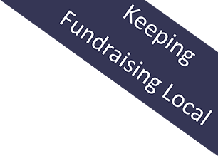 Keep fundraising local